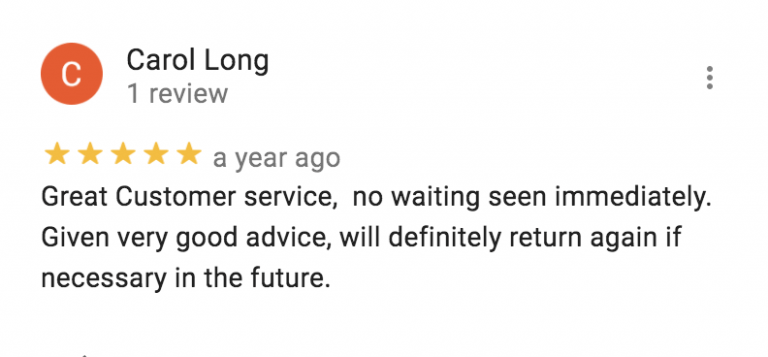 Google Review 9