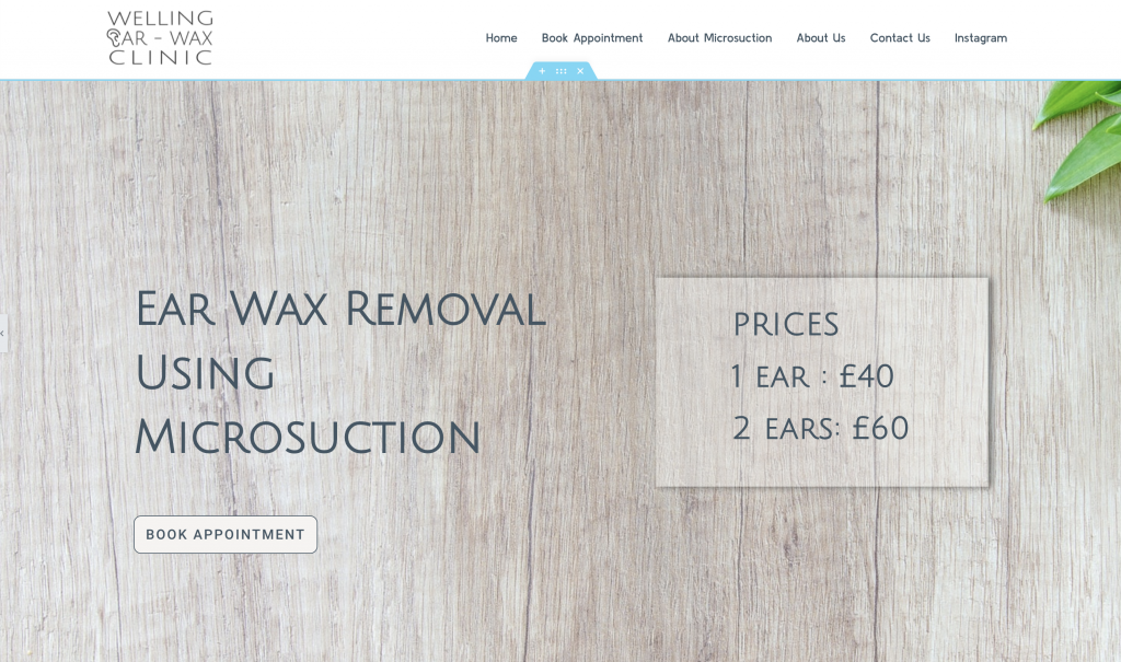 The Welling Ear Wax Removal Clinic, Welling Kent